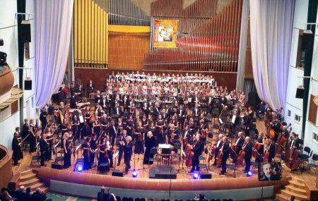 Гала-концерт памяти Е.Глебова в Белгосфилармонии